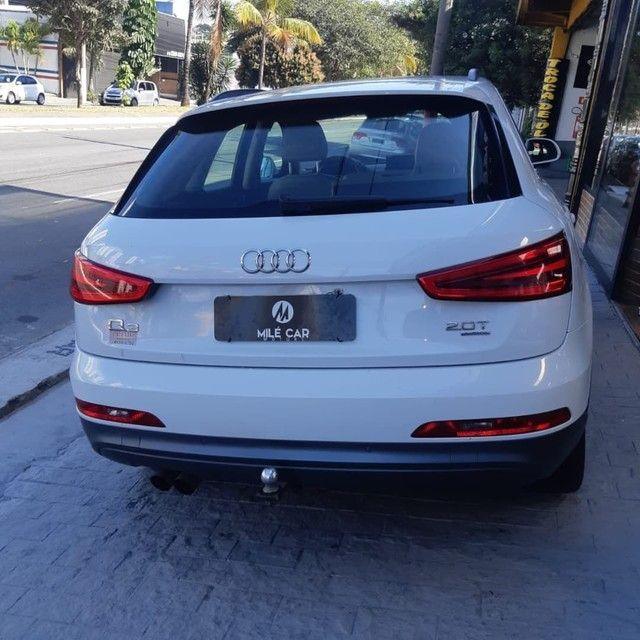2.0 Audi Q3 2014 km 100 mil  - Foto 4