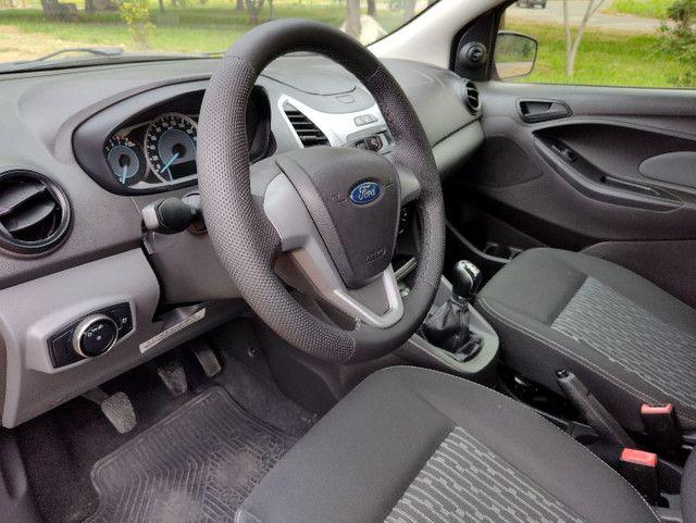 Ford Ka SE 1.0 flex completo 69.000km ano 17 - Foto 13