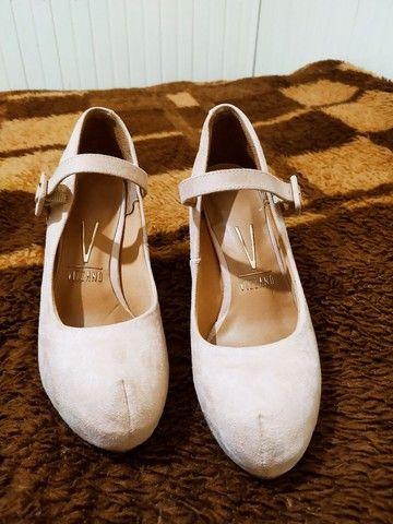 Sapato rosa claro - Foto 2