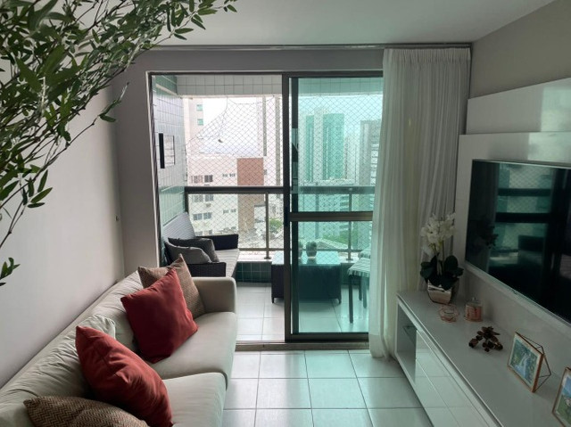 Apartamento 74m² Sendo 3 Quartos, 1 Suíte, 1 Vaga de garagem em Setubal - Foto 4