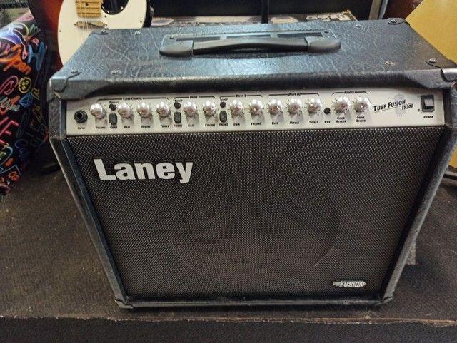 Amplificador Laney Tube Fusion TF-200 - Foto 2