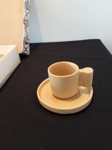 Conjunto cerâmica para café  - Foto 2