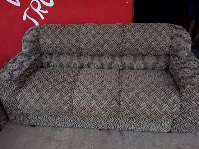 Vendo sofá novo  - Foto 3