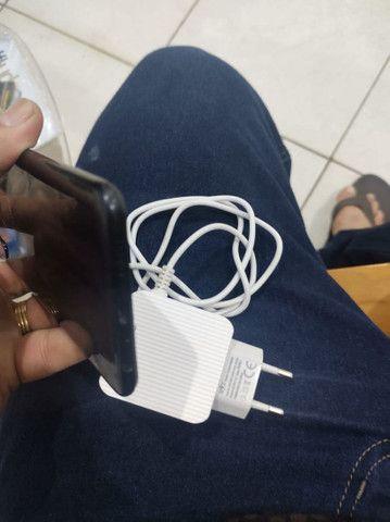 A10s 550 reais com carregador  - Foto 6