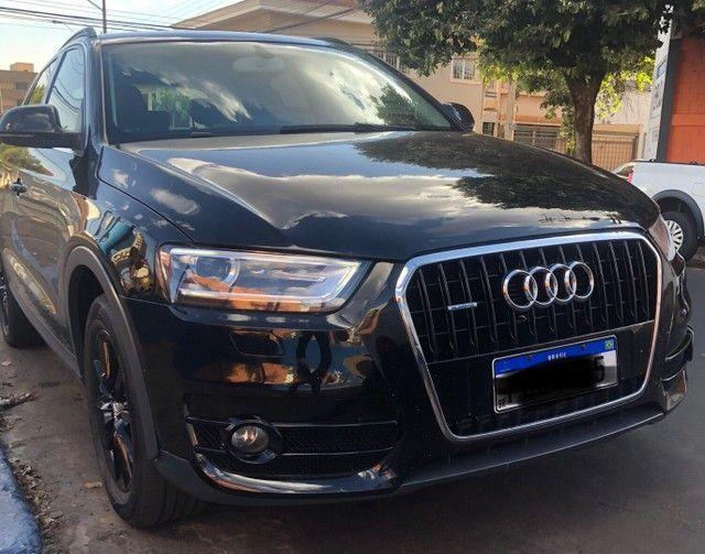 Audi Q3 2.0 tfsi quattro 2015 (ABAIXO DA TABELA FIPE)