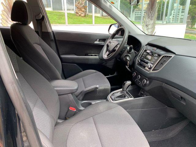 Hyundai Creta 1.6 pulse plus 2017/2018 novinho!. Único Dono  - Foto 19
