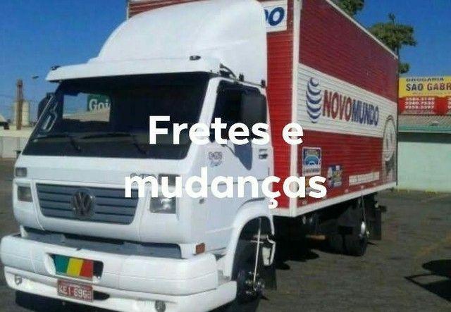 Fretes e transporte do Cláudio * zap