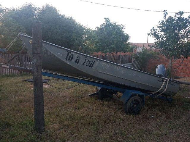 Barco moto 40  - Foto 5