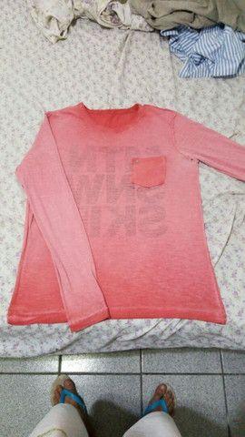 Camisa Osklen Manga Longa P - Foto 3