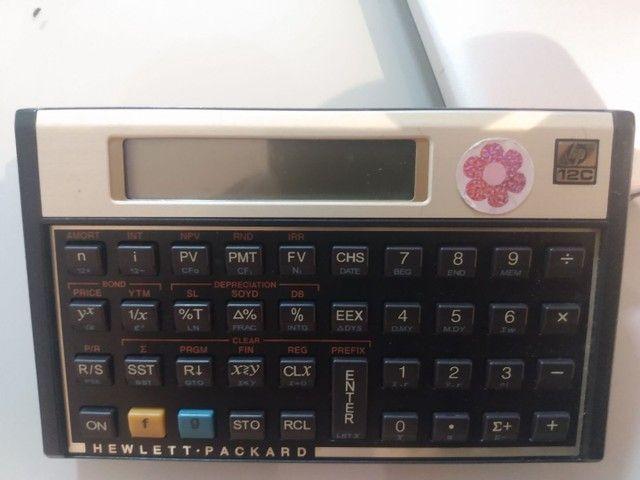 """Calculadora Científica HP """"12C"""" - Foto 2"""