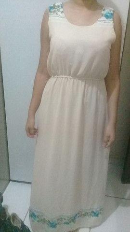 Vestidos  soltinho G - Foto 4