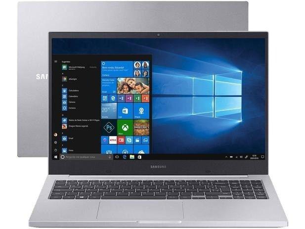 Notebook Samsung Gamer X50, Intel Core i7-10510U 16GB ssd 120 GB 1TB MX110 2GB