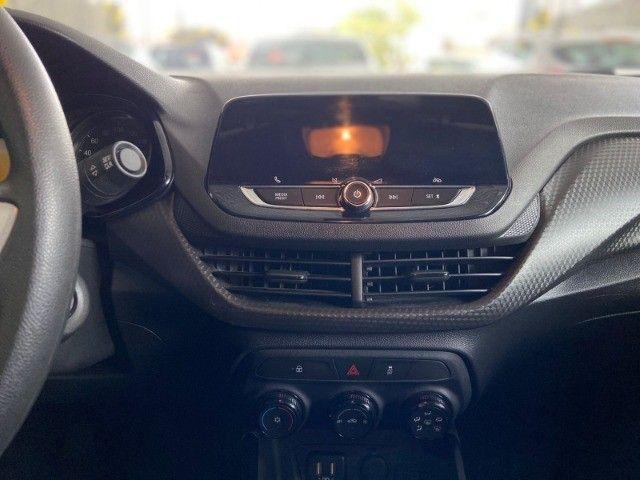 Chevrolet Onix 1.0 2020 - 1 Ano de Garantia - Ipva Pago - Foto 12