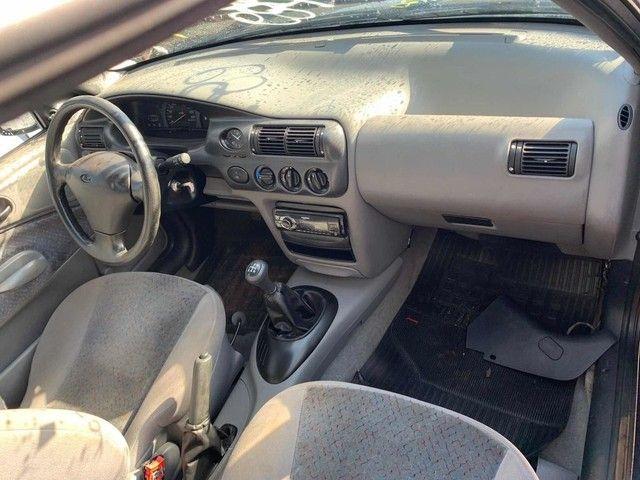 Sucata Para Venda De Peças Ford Escort Zetec 1.8 16v - Foto 5