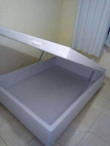 Camas BOX bau de fabrica - Foto 2