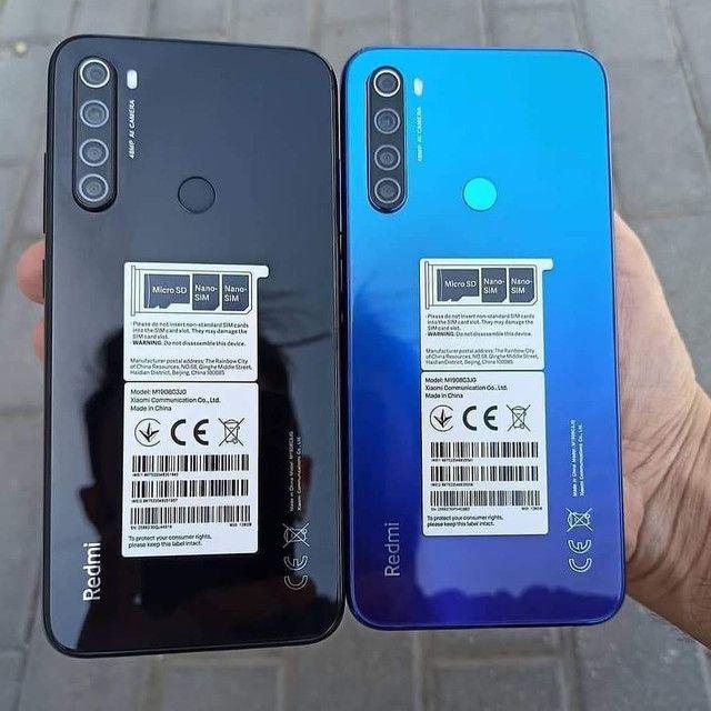 128 Gigas de memória ' Smartphone Android 10 ' Dual Chip ' Note 8 _128 Xiaomi - Foto 4