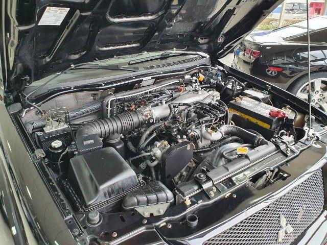 Pajero Sport 3.5 V6 Gasolina AT4 - 2008 (Periciada / Couro) Aceita Troca - Foto 18