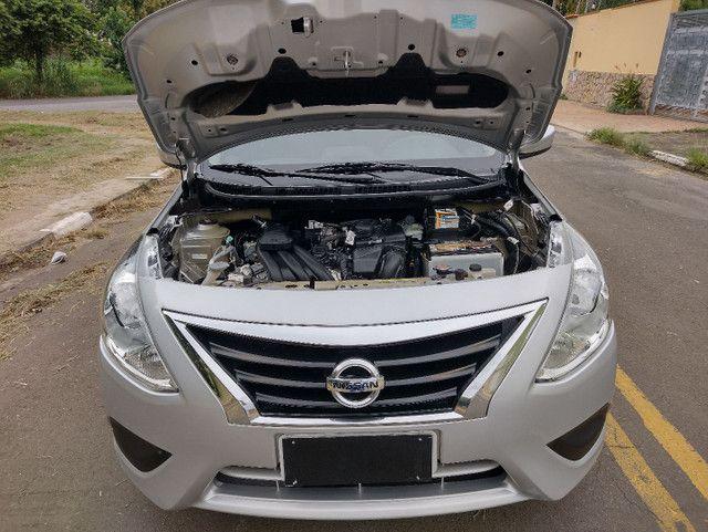 Nissan Versa 1.0 12V start flex completo 2016 - Foto 12