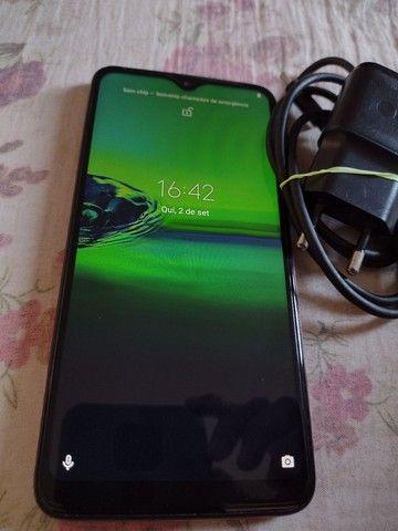 Moto g8 play 32 GB ACEITO CARTÃO - Foto 4