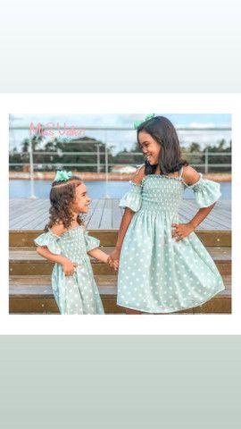 Roupas femininas infantis - Foto 5