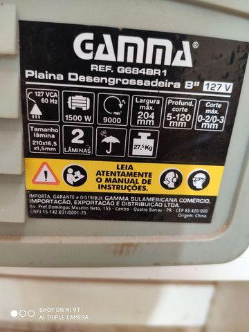 Máquina desempenadeira desengrossadeira - Foto 2