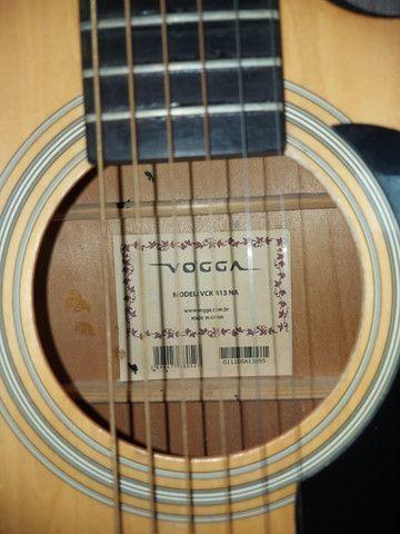 Vendo violão em ótimo estado! - Foto 4