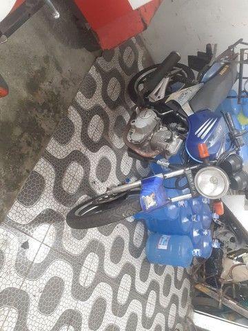 Vendo essa dafra speed 150cc - Foto 4