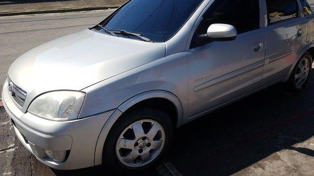 Corsa Sedan Premium (Corsão) 1.4 com GNV  - Foto 14
