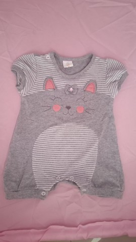 Lote roupa menina (0-6 meses) - Foto 5