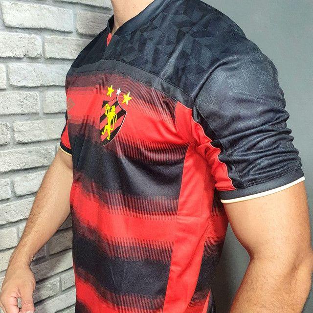 Camisa Sport Recife 20/21  - Foto 3