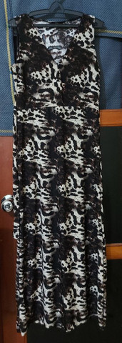 Vendo vestido longo tam. M  - Foto 3
