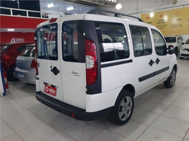 Fiat Doblo 2021 1.8 mpi essence 7l 16v flex 4p manual - Foto 4