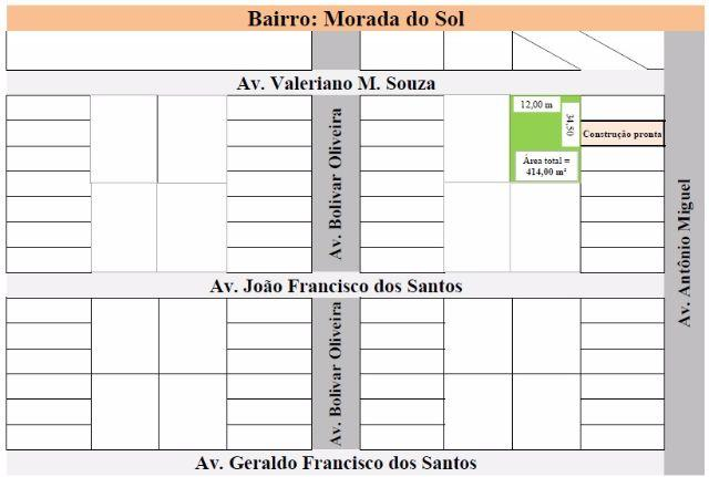 Lote 414m2