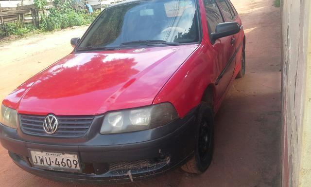 Vendo carro gol g3. placa de Manaus só tenho ó documento não tenho ó duti carro legalizado - Foto 2