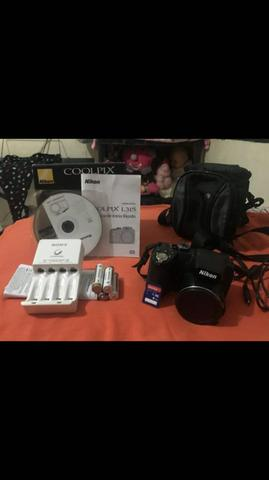 Câmera Nikon L315