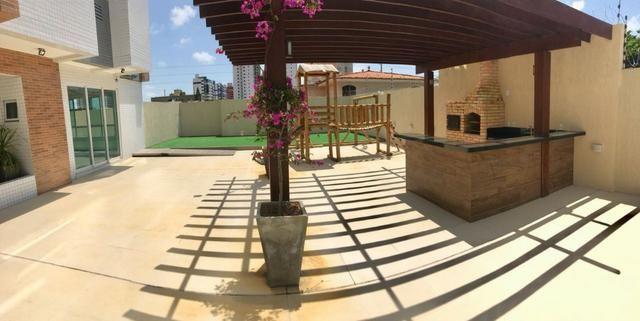 Apartamento Ed. Arnaldo Barbalho Simonetti - 3 suítes - Lagoa Nova - Foto 14