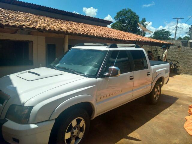 S10 executiva 2011 4x4 diesel a mais top