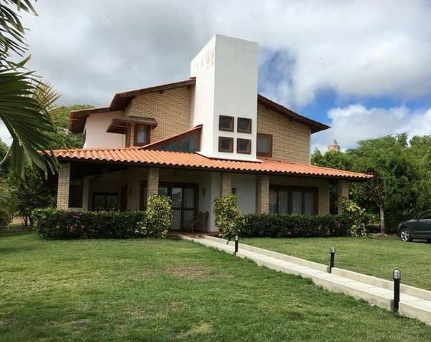 Oportunidade casa com 4 suítes, terreno com 1.000 metros - Condomínio Gravatá Country