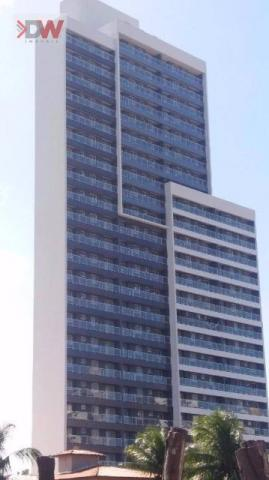 Apartamento tem Ponta Negra, 2 quartos sendo 1 suíte