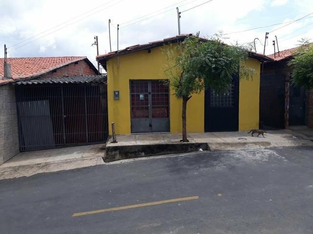 Casa no bairro água mineral