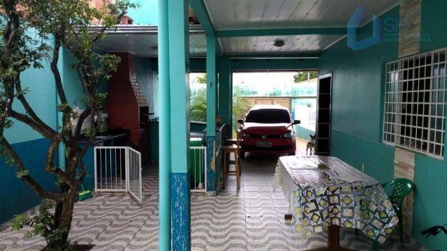 Vendo excelente casa, Bairro Teixeirão, 3 quartos, próximo Av. Calama c/ Av. Mamoré!