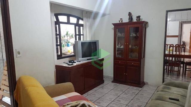 Casa com 2 dormitórios à venda, 128 m² por R$ 360.000 - Alves Dias - São Bernardo do Campo - Foto 3