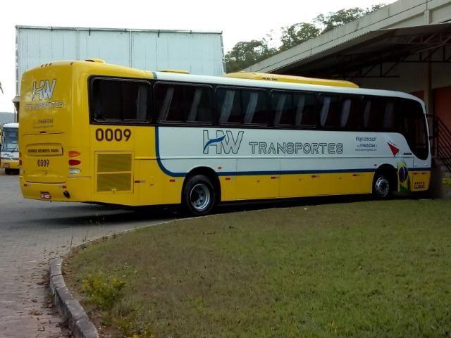 Ônibus rodoviário Comil 3.45 motor Mercedes O400 eletrônico ano 2000 46 lugares soft - Foto 3