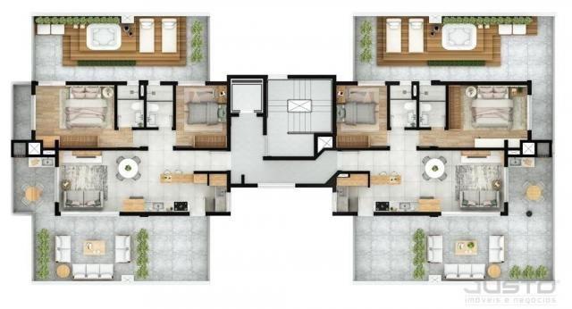 Apartamento à venda com 2 dormitórios em Morro do espelho, São leopoldo cod:11333 - Foto 3