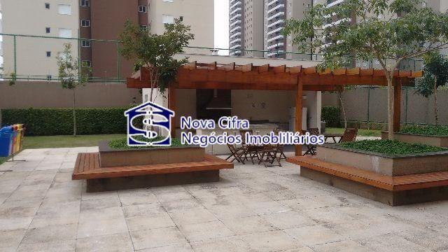 Ótimo apto em condomínio clube (+50 itens) no jd. das industrias - 103m² - Foto 11