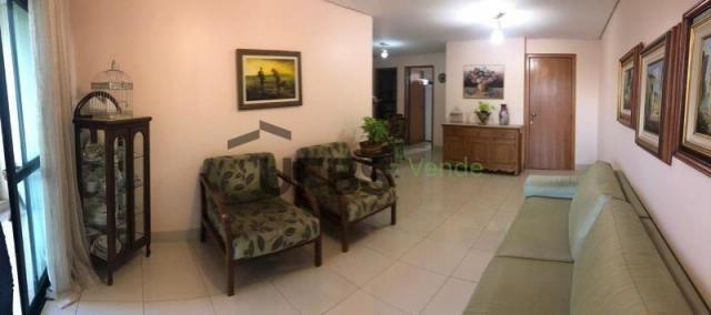 Apartamento com 3 dormitórios à venda, 134 m² por R$ 600.000,00 - Setor Bueno - Goiânia/GO - Foto 8