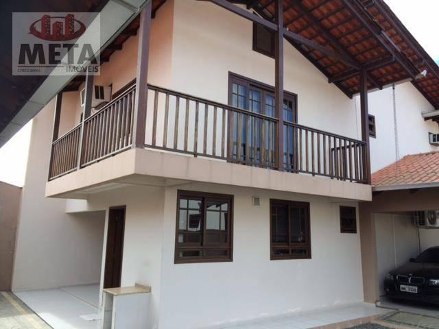 Casa com 3 dormitórios à venda, 190 m² por R$ 520.000,00 - Guanabara - Joinville/SC - Foto 3
