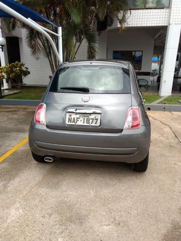 Fiat 500 / 2012 - Único dono - Foto 2