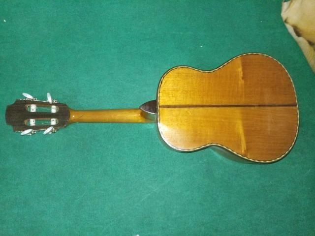 """Cavaquinho """"luthier"""" Fernando Cardoso - Foto 4"""