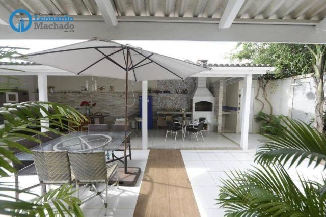 Casa com 4 dormitórios à venda, 335 m² por R$ 1.390.000 - Cambeba - Fortaleza/CE - Foto 15